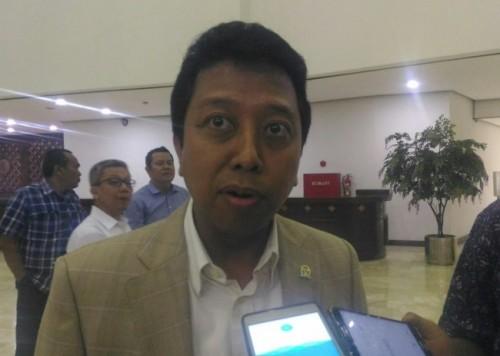 PPP chairman Romahurmuziy (Photo:Medcom/Ilham Wibowo)