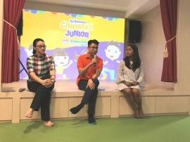 Sinema Pertama di Asia dengan Fasilitas Bermain Sambil Belajar