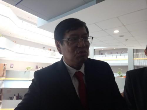 Hardjanto Prabowo, Rektor Binus periode 2018-2023,