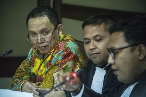 Rudy Erawan Berkelit Terima Suap Rp6,3 Miliar