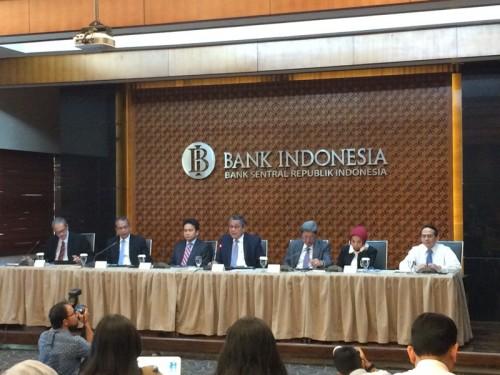 Press Conference BI. Medcom/Husen M.