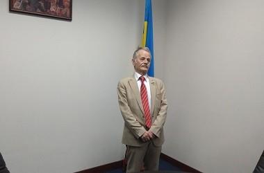 Komisioner Presiden Ukraina untuk Urusan Masyarakat Tatar