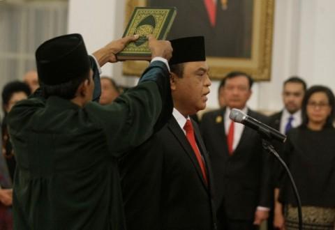 Syafruddin Bantah Titipan JK