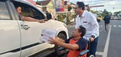 Penyandang Difabel Jember Kumpulkan Uang untuk Bantu Warga NTB