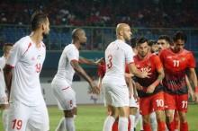 Palestina Kalahkan Timnas U-23