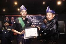 Ketum GP NasDem Terima Gelar Kehormatan Panglima Wira Muda