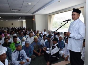 Menag: Cuma Indonesia yang Bekali Jemaah Haji dengan Uang Saku