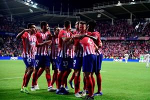 Dramatis, Atletico Madrid Juara Piala Super Eropa