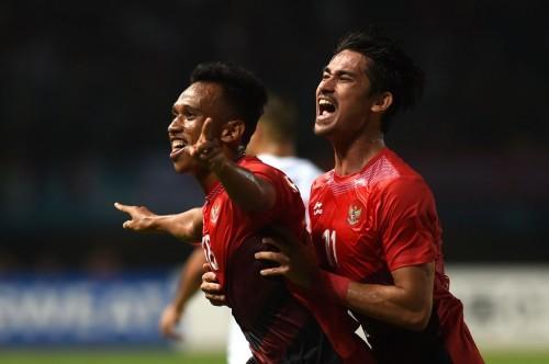 Irfan Jaya (Arief Bagus / AFP)