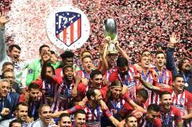 Tekuk Real Madrid, Atletico Juara Piala Super Eropa