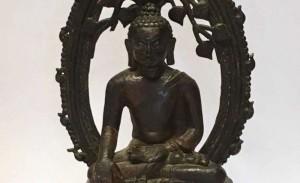 Setelah 60 Tahun Hilang, Patung Budha Kuno Dikembalikan ke India