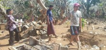 Belasan Makam di Malang Dirusak Oknum tak Dikenal