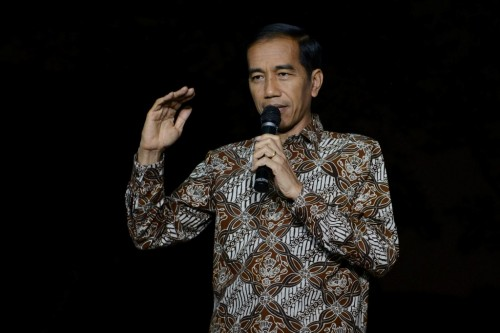 Presiden Joko Widodo. (FOTO: MI/Panca Syurkani)