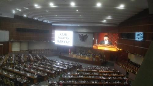Ketua Dewan Perwakilan Rakyat Republik Indonesia (DPR-RI)
