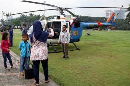 ICW akan Memantau Pengadaan Helikopter Polri