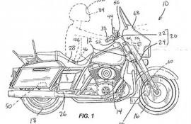 Harley-Davidson Kembangkan Sistem Pengereman Otomatis