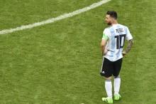 Messi Absen pada Laga Uji Coba Argentina