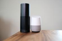 Google Home Gerogoti Pangsa Pasar Amazon Echo