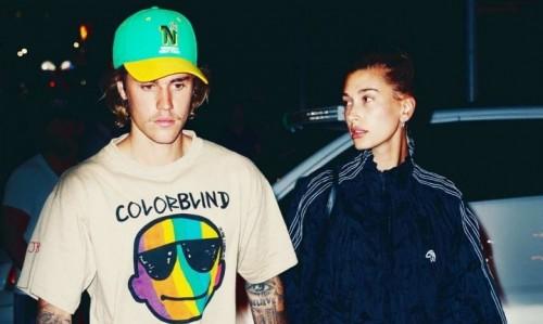 Justin BIeber dan Hailey Baldwin (Foto: instagram/@justinbieber)