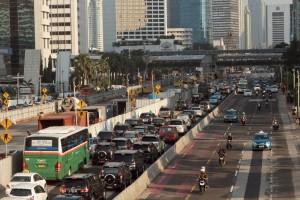 2019, Jokowi Upayakan Anggaran Infrastruktur Capai Rp420,5 Triliun