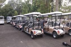 Bus Ramah Lingkungan Disiapkan di Lokasi Penyelenggaraan Asian Games