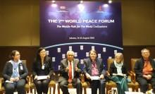 World Peace Forum 2018 Hasilkan 6 Komitmen Jakarta Message