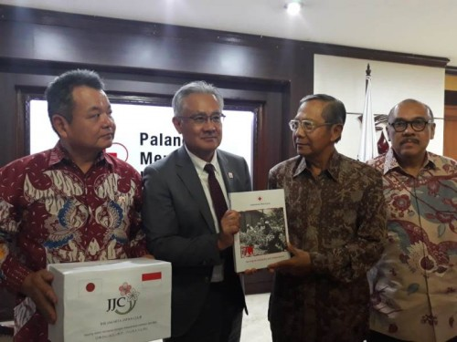 Japanese expats will hold fundraising activities to help Lombok