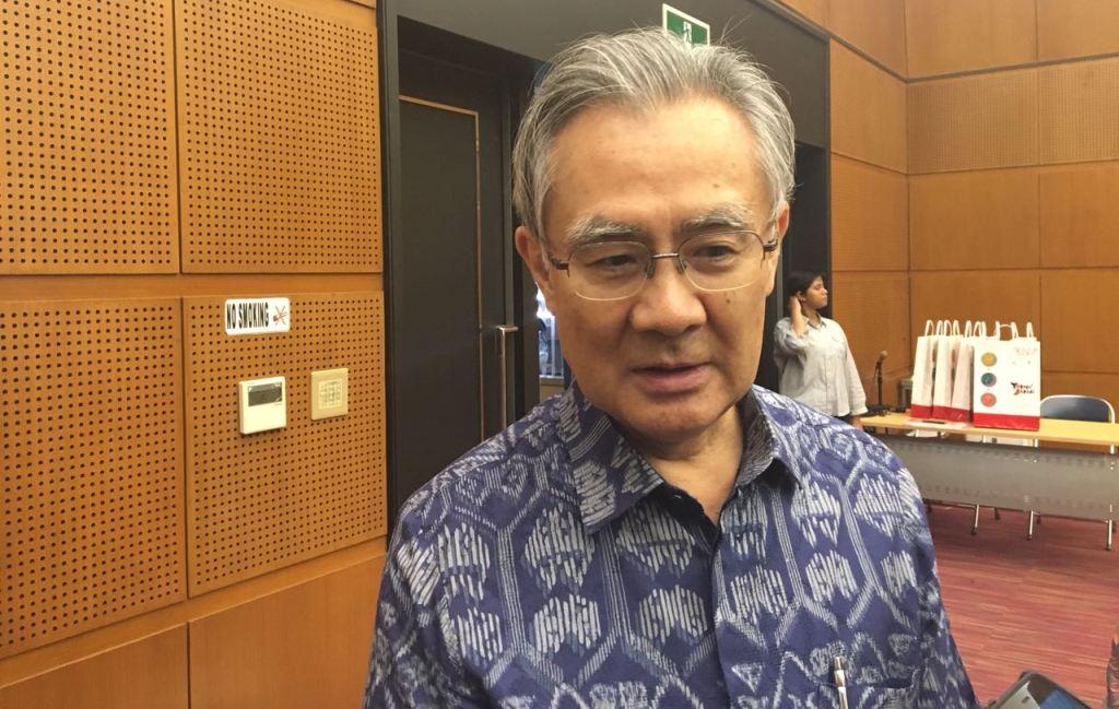 Japanese Ambassador to Indonesia Masafumi Ishii (Photo:Medcom/Sonya)