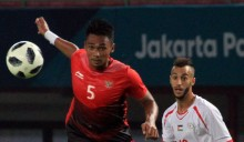 Bek Timnas U-23 Terancam Pulang dari Asian Games Lebih Awal