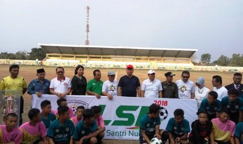 Mendes PDTT Berharap Dana Desa Digunakan untuk Sarana Olahraga