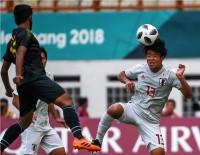 Timnas Jepang Menang Telak atas Pakistan