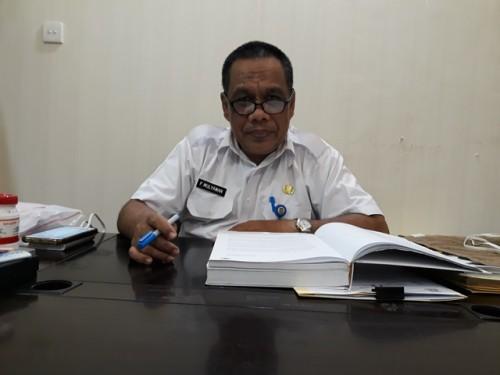 Kepala Bagian Humas dan Protokol Pemerintah Kota Tangerang,