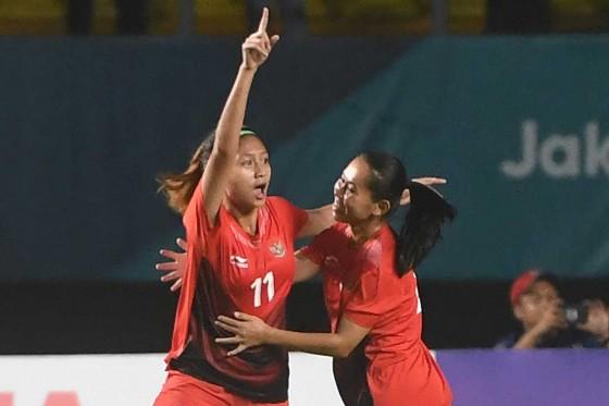 Indonesia Libas Maladewa 6-0