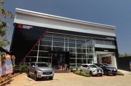 Ekspansi ke Tuban, Warna Baru Mitsubishi Dominan 'Gelap'