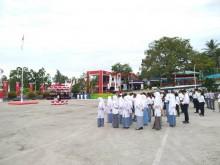 Puluhan Siswa Aceh Rayakan HUT ke-73 RI di Jayapura