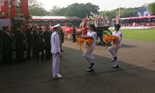 SBY tak Hadiri Upacara Hari Kemerdekaan di Istana