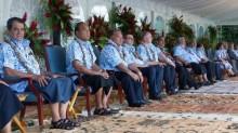 PM Tonga Menantang Pemimpin Pasifik Lomba Diet