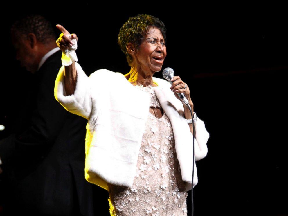 Aretha Franklin (Foto: AP)
