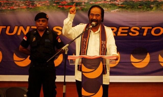 NasDem Enggan Ributkan Tim Pemenangan Jokowi