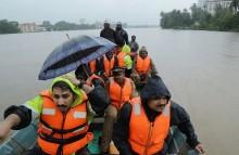 164 Warga India Tewas Akibat Banjir Bandang
