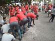 Timnas U-19 Meriahkan HUT ke-73 RI dengan Beragam Lomba