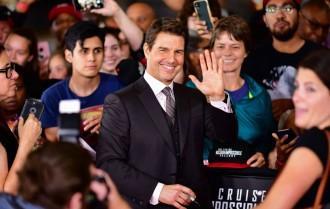 Tom Cruise akan Bintangi Film Green Lantern Corps