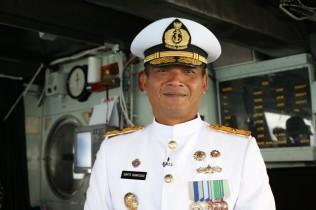 TNI AL Berharap Indonesia Melampaui AS