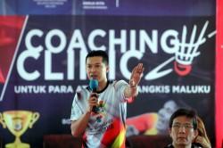 Kata Taufik Hidayat soal Peluang Bulu Tangkis Indonesia di Asian Games
