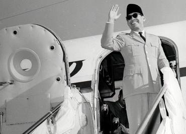 Haji Soekarno Bikin Geger Singapura