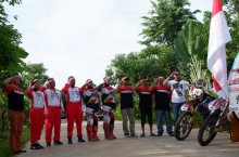 Penuh Haru, Pereli Indonesia Rayakan Hari Kemerdekaan di Kamboja