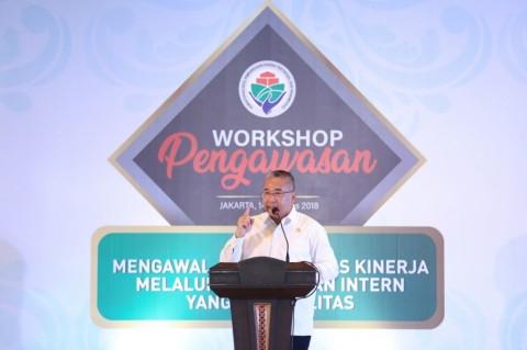 Ciptakan Birokrasi Bersih, Mendes PDTT Siap Berkoordinasi dengan KPK