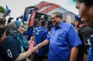 SBY Peringati Kemerdekaan RI di Singapura