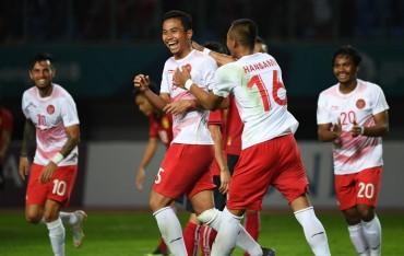 Hasil Lengkap Cabor Sepak bola Asian Games 2018 Semalam