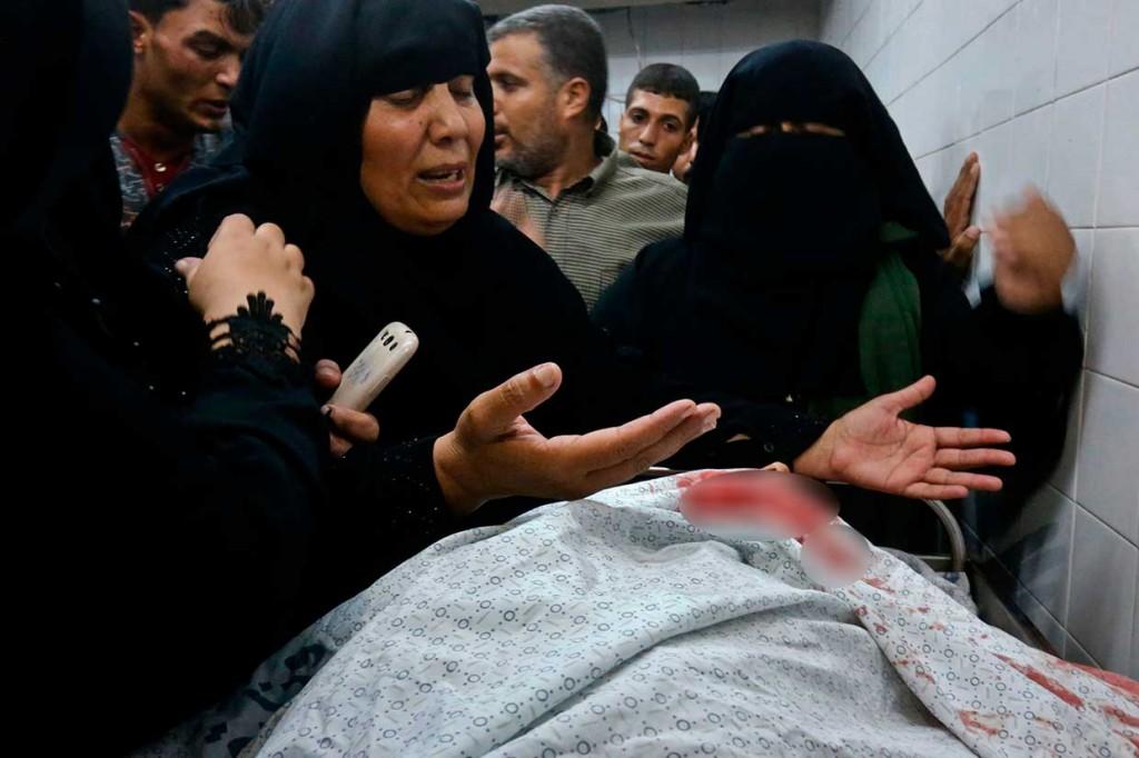 Dua Warga Palestina Ditembak Mati Tentara Israel